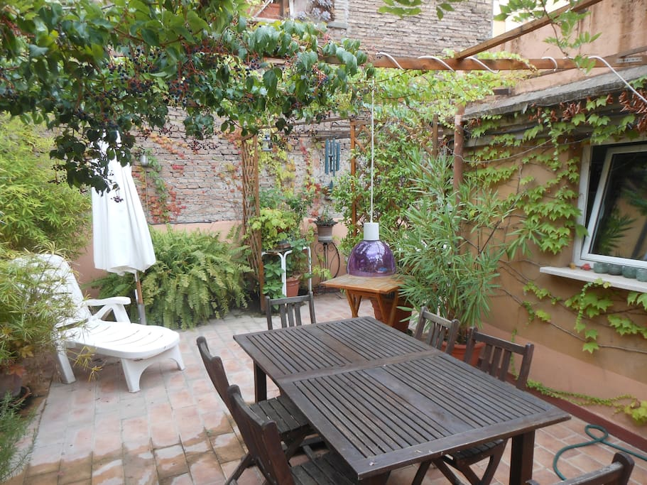 Charming 3 bedr duplex with terrace