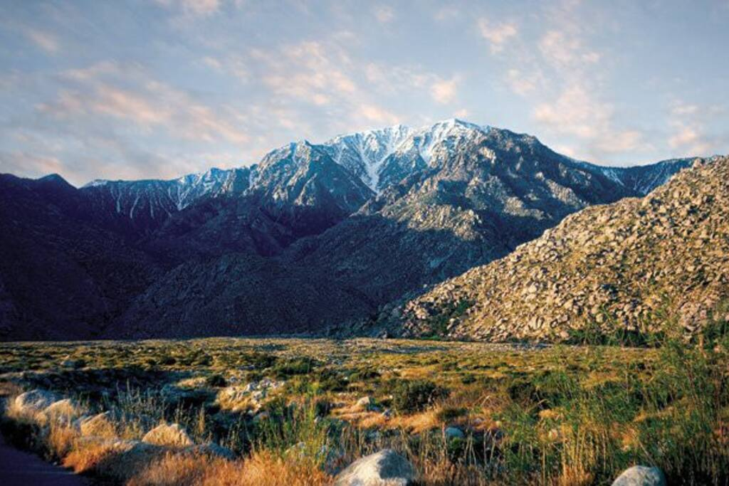 Get inspired with views of Mount San Jacinto (10,834')