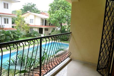Breathtaking Goa Apartment Rental - Lakás