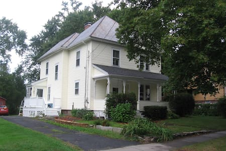 Steps off the Mohawk Trail - Bed & Breakfast