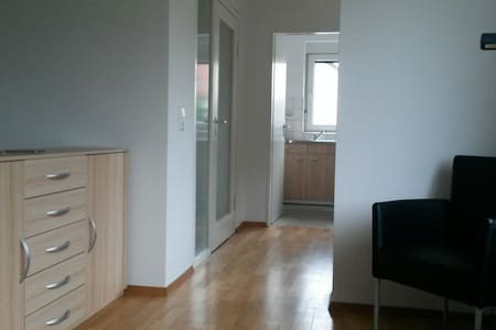 1,5 Zimmer Appartment im EG - Appartement