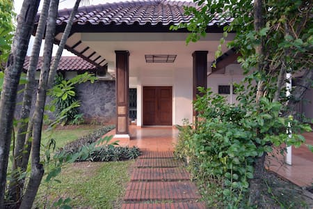 House with swimming pool in Jakarta - Bintaro