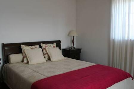 Casa da Bela Vista - Double room com varanda - Casal de Loivos