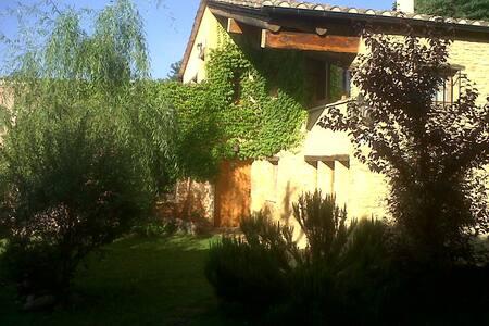 Quiet converted barn rural Girona