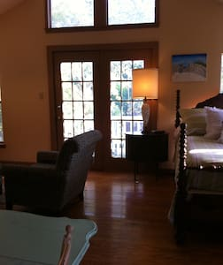 Alamo Heights Private Guest House - San Antonio - Casa