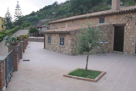 Struttura Rurale a Picco sul Mare  - Cetraro - Lejlighed