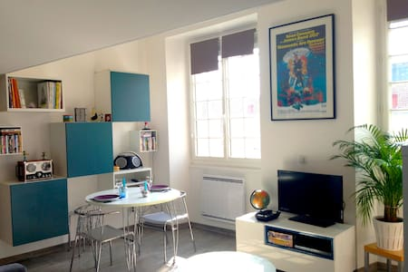 Charming Apartment Bordeaux's heart