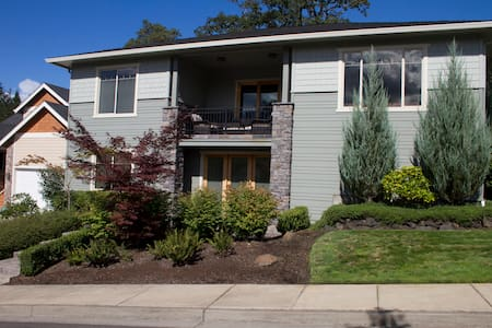 Upscale Suite with kitchen: 900sqft near UO and I5 - Eugene - Casa
