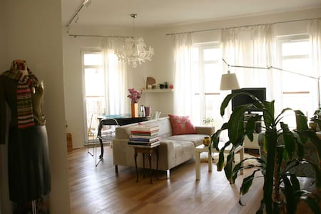 HAPPY & COSY Warsaw apartment :) - Warsaw - Apartmen