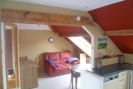Country side, 2 steps from Nivelles - Apartment