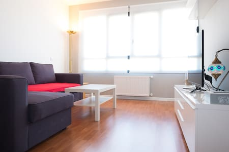 New Residential Apartment in Madrid
