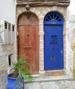Maison Hiya - Spacious 1st floor - Essaouira - Bed & Breakfast
