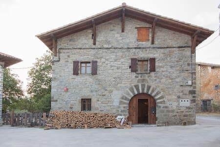 CASA RURAL ARDANTZENA SIGLO XVI - Ardaitz - House