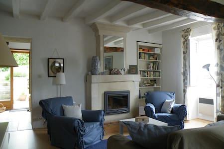 Gite la Maison Marissou - Vallée de la Loire - Hus