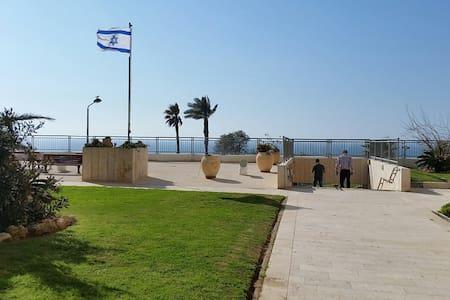 Appartement luxe bord de mer avec piscine - Lakás