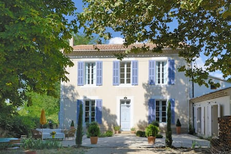 A Bastide in the Luberon, Provence - Grambois