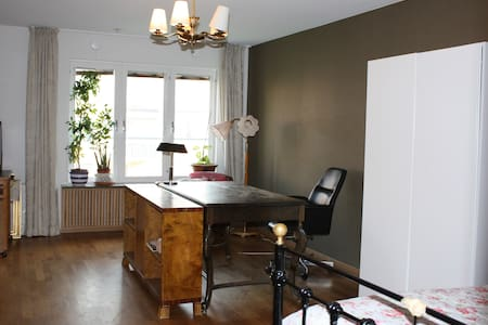 2 nice b&b rooms, central Stockholm - Sodermalm - Bed & Breakfast