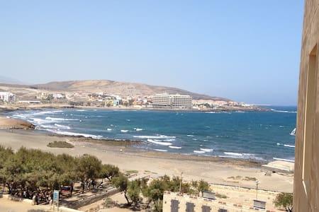 Apartam. vistas mar, parking y wifi