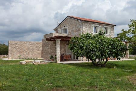 Villa Marten near Rovinj in green - Vila