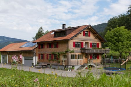 Ferienwohnung Brenner - Bezau - Lakás