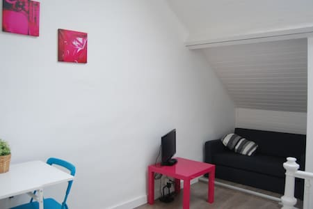 Superb appartment near Flagey... - Ixelles - Lejlighed