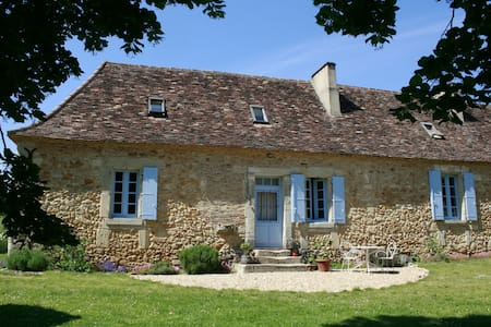 Authentic Dordogne Family FarmHouse - Hus