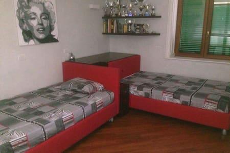 Stanza privata,villa residenziale - Neapel