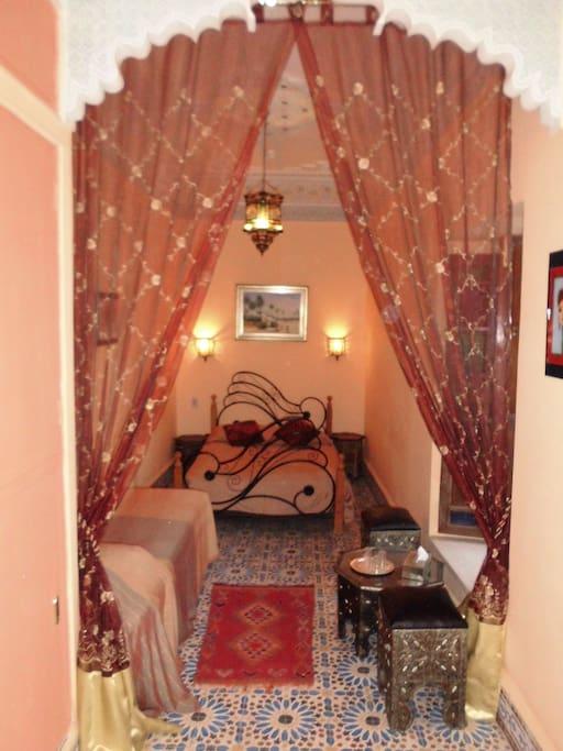 chambre hibiscus