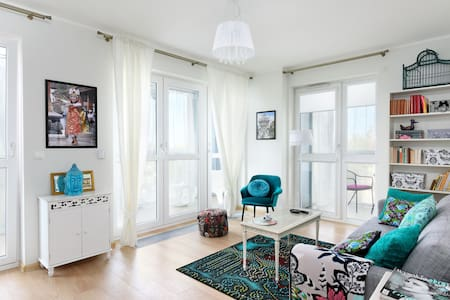 Orient Dream Apartment in Warsaw - Apartamento