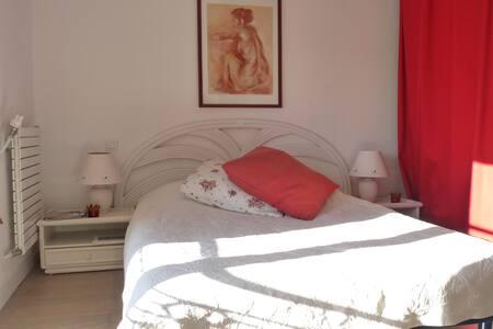 Chambre d'hôtes de charme a la mer - Pornic - Bed & Breakfast