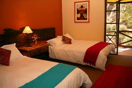 Premium Riverside room with balcony