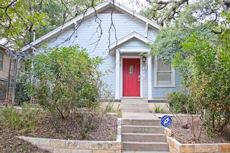 3BR/2BA Walk to Barton Springs Road