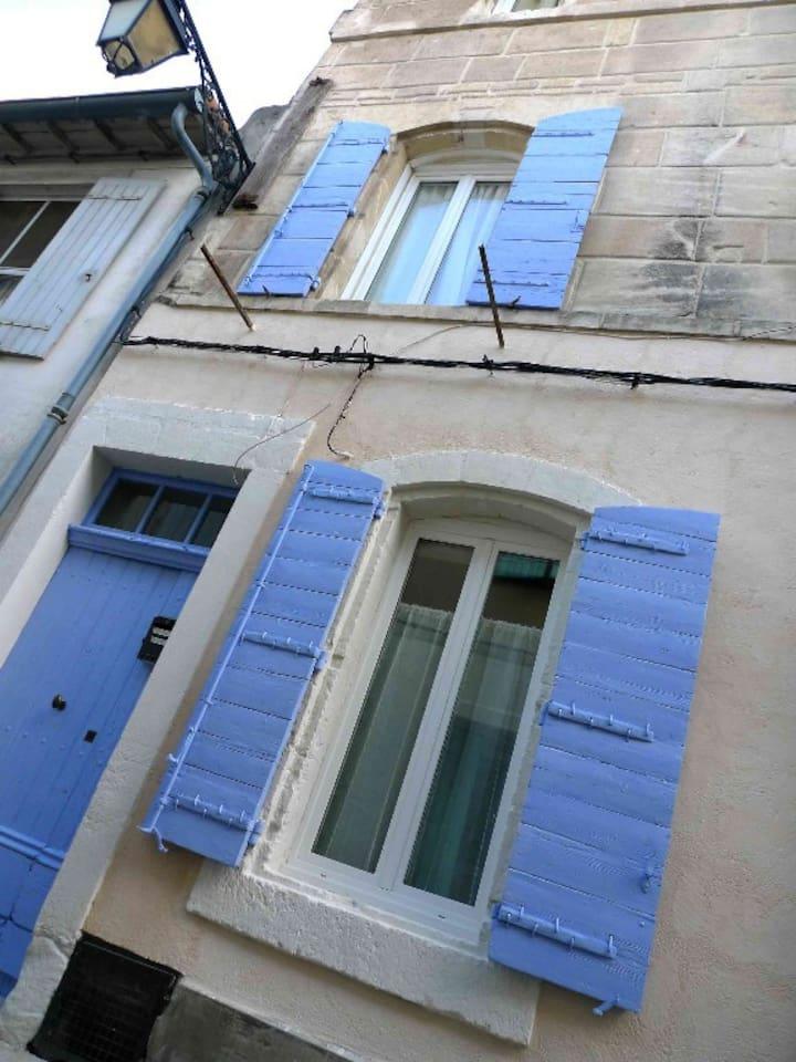 House in Arles