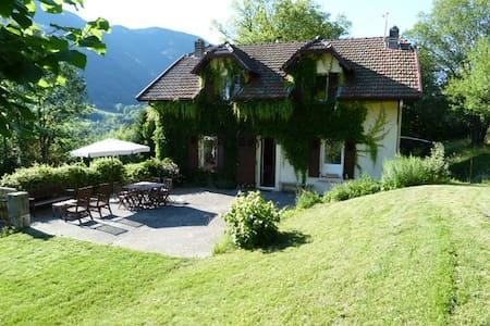 House with Annecy lake view - Hus
