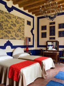 Camera Blu in Villa - Barbarano vicentino - Bed & Breakfast