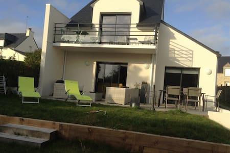 Maison récente à 300 m de la plage - Saint-Gildas-de-Rhuys - Huis