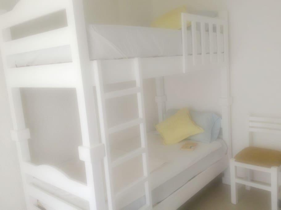 Bunk-bed room