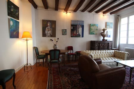Loches Val Loire Bed and Breakfast - Daire