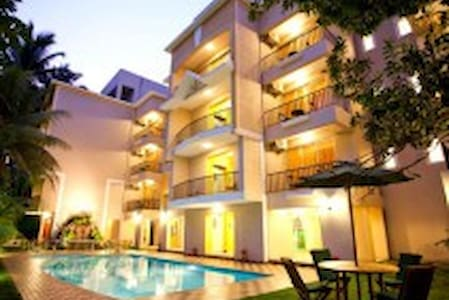 1BHK fully serviced apts in Majorda - Lakás