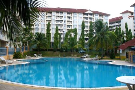 Peacefully quiet Oceanview Resort - Lägenhet
