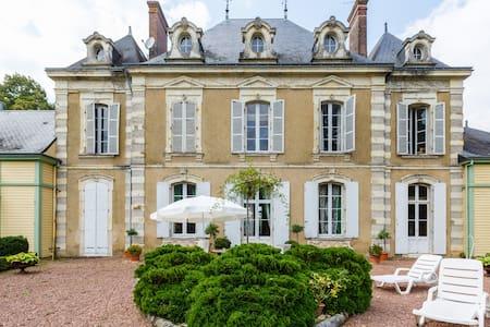 Votre Chateau pour le week-end - Choue - Ev
