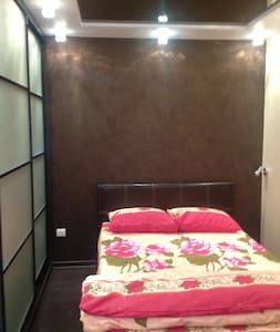 Lux modern studio in the center - Kharkiv - Apartamento