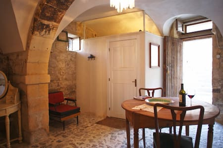 Gracefull and tasty ancient loft in Modica - Modica - Loft