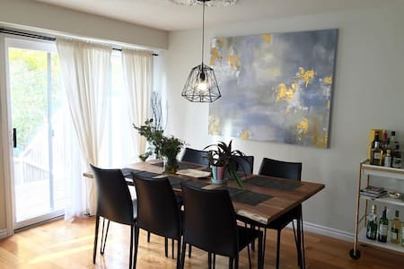 1 bedroom in young professional home - Ottawa