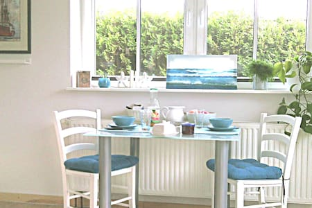 Maritime flair at the North Sea - Apartment