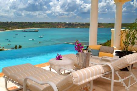 Spyglass Hill Villa in Anguilla - The Valley - Villa