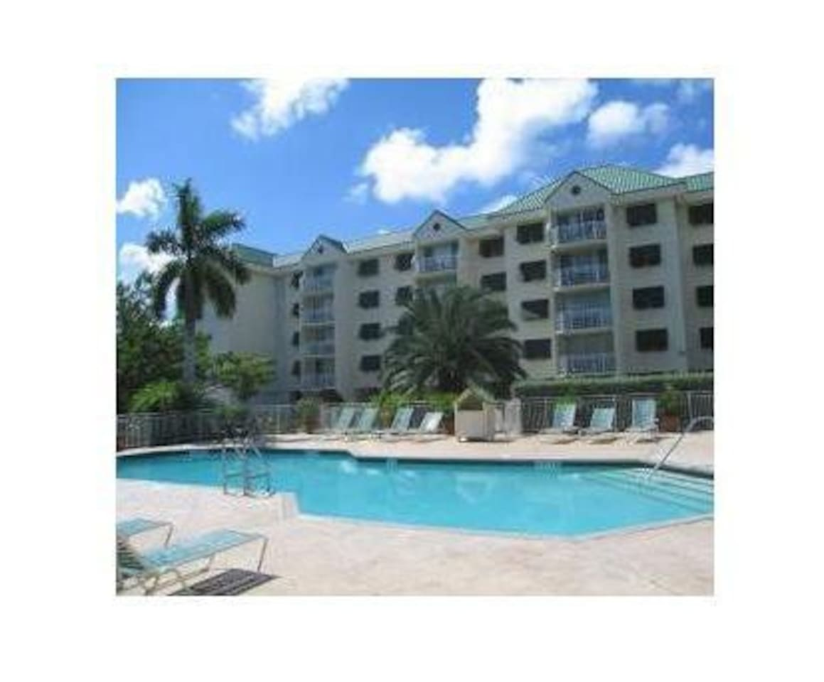 Grest Family Condo in Key West