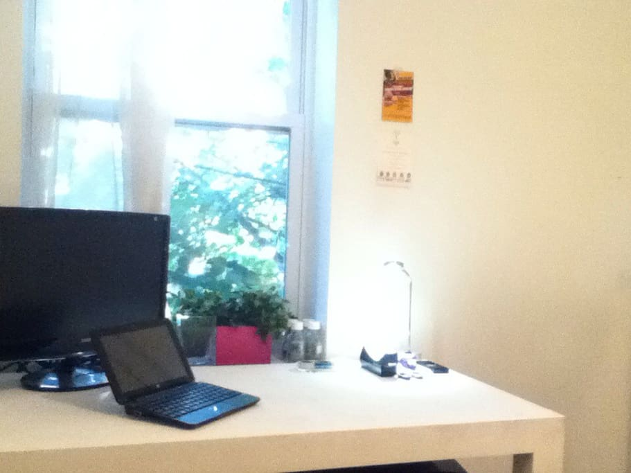 Cozy bedroom in University City