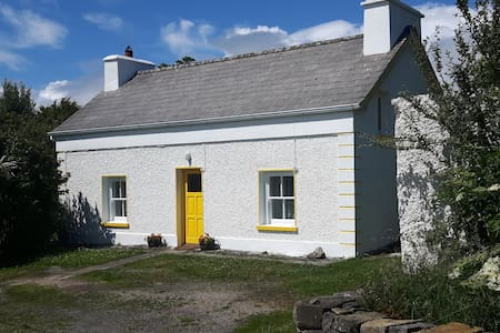 Cosy Traditional Irish Cottage - County Donegal - Hytte