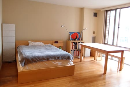 Cozy Studio close to Downtown/GWU/Foggy Bottom - Washington - Condominium
